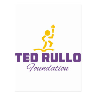 Ted Rullo Foundation Swag Postcard