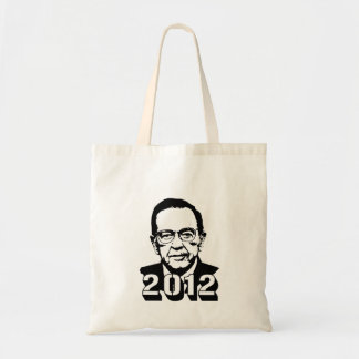 Ted Stevens 2012 Tote Bags