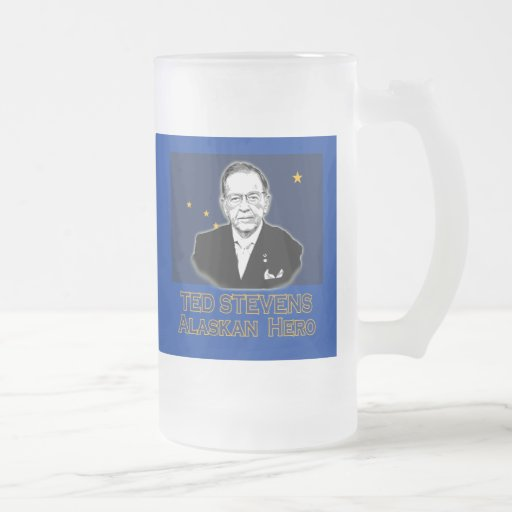 Ted Stevens, Alaskan Hero Tshirts, Hoodies Coffee Mug