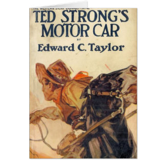 Ted Strong Greeting Card
