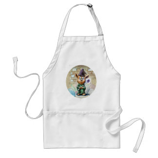 Ted The Sorcerer Supreme Adult Apron