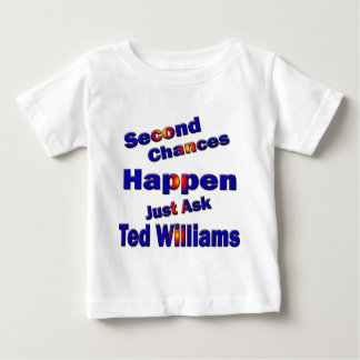 Ted Williams Second Chance2 Tee Shirts