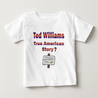Ted Williams True American Story T-shirt