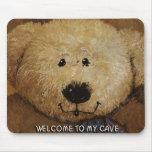 Teddie Bear Mouse Pads