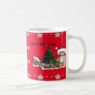 Teddies Christmas List Coffee Mug
