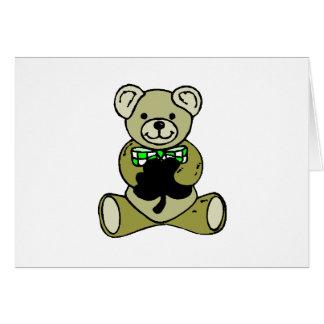 Teddy%20Bear%20&%20Shamrock Card