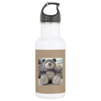 Teddy Bear 18 oz Water Bottle