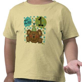 Teddy Bear 1st Birthday Tshirts and Gifts