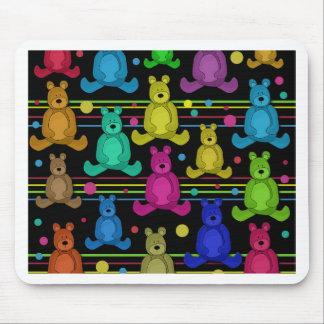 Teddy bear 2 mouse pad