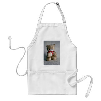 Teddy bear aprons