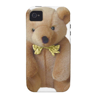 Teddy Bear Baby Expecting Pregnancy Shower Love Vibe iPhone 4 Cases
