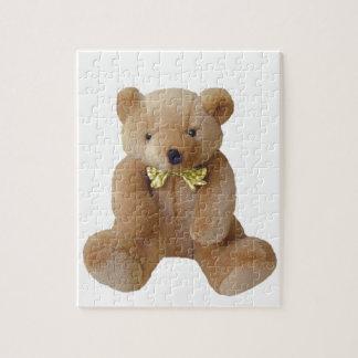 Teddy Bear  Baby Expecting Pregnancy Shower Love Jigsaw Puzzle