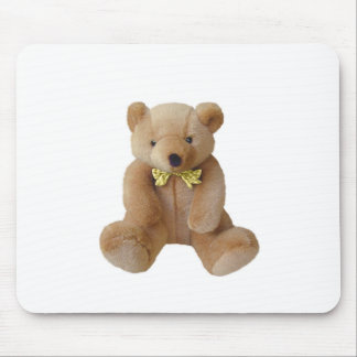 Teddy Bear  Baby Expecting Pregnancy Shower Love Mouse Pad