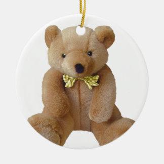 Teddy Bear Baby Expecting Pregnancy Shower Love Christmas Tree Ornaments