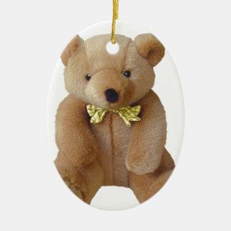 Teddy Bear Baby Expecting Pregnancy Shower Love Christmas Ornament