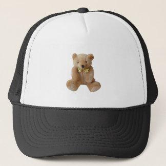 Teddy Bear  Baby Expecting Pregnancy Shower Love Trucker Hat