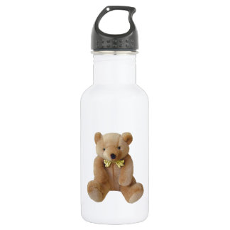Teddy Bear  Baby Expecting Pregnancy Shower Love Water Bottle