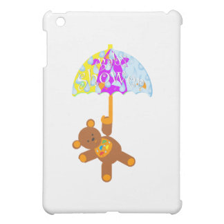 Teddy Bear Baby Shower iPad Mini Cases