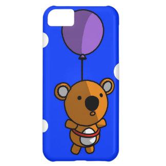 Teddy Bear Balloon Cover For iPhone 5C