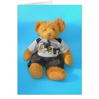 Teddy Bear - Billie P Card