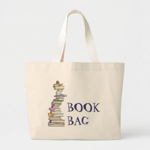 Teddy Bear Books Bag bag