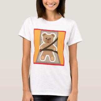 Teddy Bear buckle Up T-Shirt