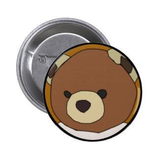 Teddy Bear Button