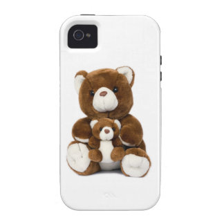 teddy bear Case-Mate iPhone 4 cover