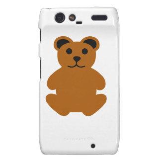 Teddy Bear Droid RAZR Cases