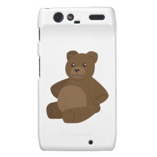 Teddy Bear Droid RAZR Covers