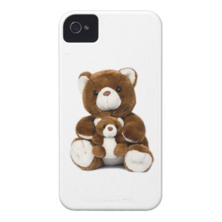 teddy bear iPhone 4 cover