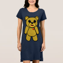 Teddy Bear Character Dress