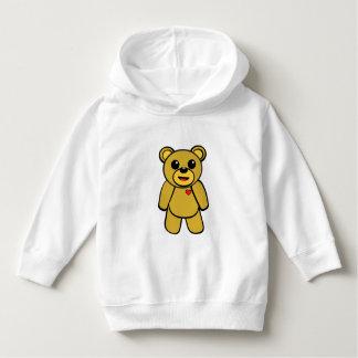 Teddy Bear Character Hoodie