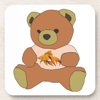 Teddy Bear Coaster