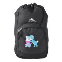 Teddy Bear Couple Backpack