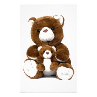 Customized Teddy Bears on Love Teddy Bear Stationery  Custom I Love Teddy Bear Stationary