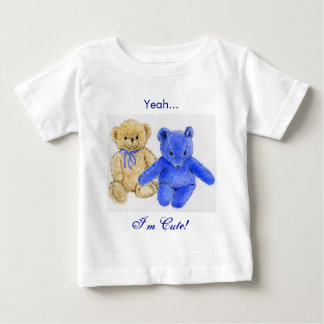 Teddy Bear Cute Baby Baby T-Shirt