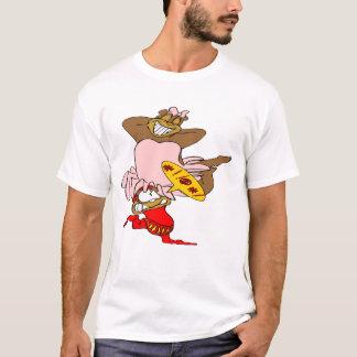 Teddy Bear Dance Wear T-shirts