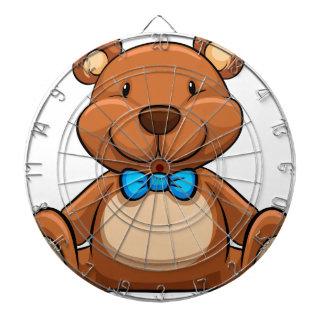 Teddy bear dart boards