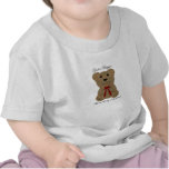 Teddy Bear Designs ~ God Is Bigger Tee Shirts
