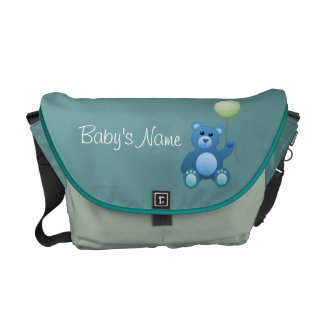 Teddy Bear Diaper Bag
