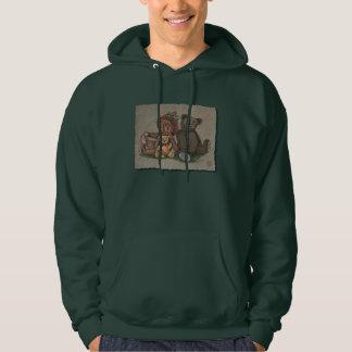 Teddy Bear Family Hooded Sweatshirt