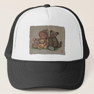 Teddy Bear Family Trucker Hat