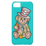 Teddy Bear Filled with Hero Juice Case For iPhone 5C