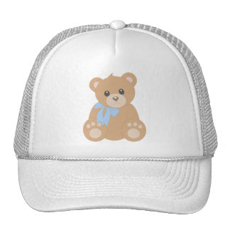 """Teddy Bear"" for Boys Hat"