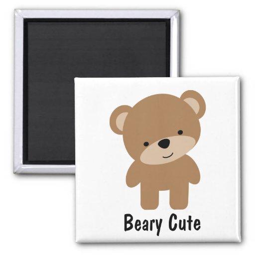 Teddy Bear Fridge Magnet