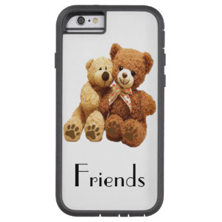 TEDDY BEAR FRIENDS iPHONE 6 TOUGH EXTREME Tough Xtreme iPhone 6 Case