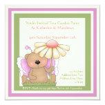 Teddy Bear Garden Invites