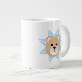 Teddy Bear Giant Coffee Mug