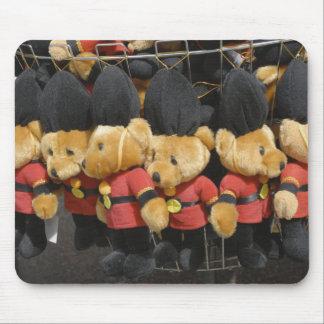 Teddy Bear Guards Mousepad